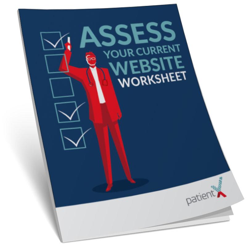 Assess Your Current Website Worksheet